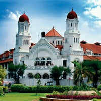 Photo taken at Lawang Sewu by PC on 12/31/2012