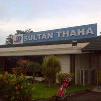 Photo taken at Sultan Thaha Syaifuddin Airport (DJB) by Seno R. on 2/18/2013