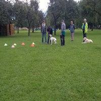 Photo taken at Hundesportfreunde Degerloch e.V by Wolfgang E. on 8/23/2014