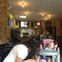 Photo taken at Cafe Versailles by Elizabeth K. on 9/20/2013