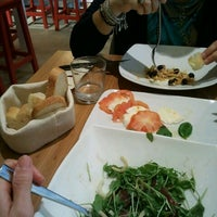 Photo taken at Quore Italiano by Leti B. on 9/14/2013