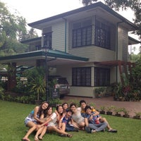 Photo taken at Macapagal Ancestral House by Rois D. on 5/2/2015