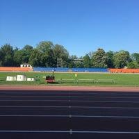 Foto scattata a Kadrioru staadion da Zhanna S. il 5/25/2016