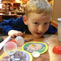 Photo taken at Red Robin Gourmet Burgers by Chris on 1/31/2013