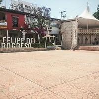 Photo taken at San Felipe del Progreso by Tati G. on 5/15/2017