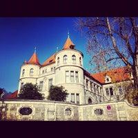 Photo taken at Bayerisches Nationalmuseum by Tati G. on 11/15/2012
