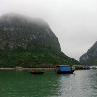 Photo taken at Huong Hai Junks by Vladimir S. on 1/11/2018