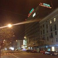 Снимок сделан в Cooperator / Кооператор пользователем Ju1ce 10/11/2012