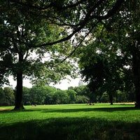 Photo taken at Great Lawn - Central Park by Brian S. on 8/30/2013