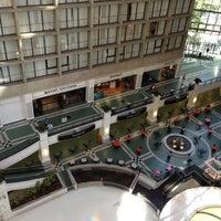 Photo taken at Marriott City Center Dallas by Joe M. on 10/19/2012