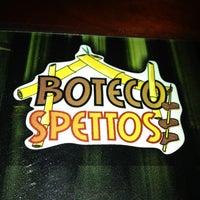 Photo taken at Boteco Spettos by Laís on 12/15/2012