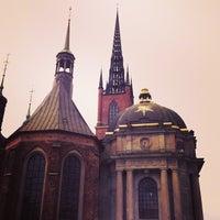 Photo taken at Centralbron by Дмитрий Ф. on 5/6/2013