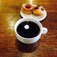 Photo taken at Simple Local Coffee by @b2dwarty on 3/3/2015