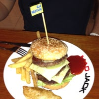 Photo taken at Mad Jack Café by Roland S. on 10/1/2012