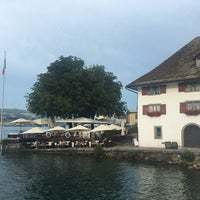 Photo taken at Seerestaurant L'O by Daria Z. on 7/18/2017