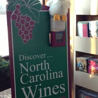 Photo taken at North Carolina Welcome Center by Nancy on 12/2/2012
