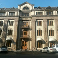 Photo taken at Tashir Business Center by Armine A. on 1/19/2016