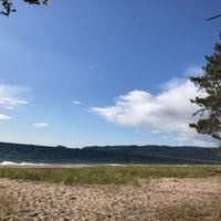Photo taken at Agawa Bay Campground (Lake Superior Provincial Park) by Josanna on 9/8/2017