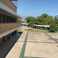 Photo taken at Colegio Tabasco A. C. by Elena G. on 7/12/2016