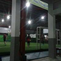Photo taken at ASF ( Adi Sucipto Futsal) - Jl. Adi Sucipto by Aditya H. on 2/12/2013