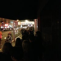 Photo taken at Curran Theatre by Ben P. on 12/20/2012