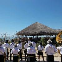 Photo taken at Antsanitia Resort by Gaetan F. on 8/18/2014