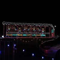 Photo taken at Glittering Lights by Weslie F. on 12/16/2014