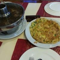 Photo taken at Silom Restaurant by Dreamer M. on 12/4/2013