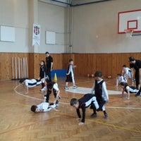 Photo taken at Üsküdar Beşiktaş Basketbol Okulu by Murat C. on 4/5/2014