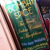 Photo taken at Bombay Spice by Pink A. on 7/25/2014