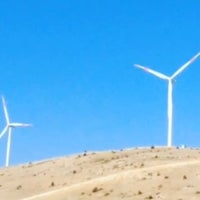 Photo taken at Güriş Holding 115 MW Dinar Rüzgar Enerji Santralı by Ltf on 11/20/2013