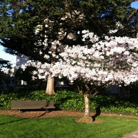 Photo taken at Top Of Campus - SFSU by David W. on 4/8/2013