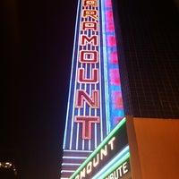 Photo taken at Paramount Theatre by David W. on 1/19/2013