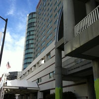 Photo taken at Hilton San Jose by David W. on 10/23/2012