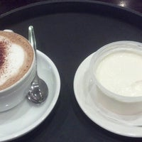 Photo taken at Caffè Nero by Laurence T. on 2/13/2013