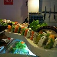 7/28/2013 tarihinde Andrés C.ziyaretçi tarafından One Way Sushi'de çekilen fotoğraf