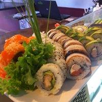 1/13/2014 tarihinde Andrés C.ziyaretçi tarafından One Way Sushi'de çekilen fotoğraf
