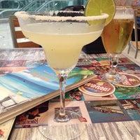 Photo taken at Margaritaville by Daniela on 8/20/2014