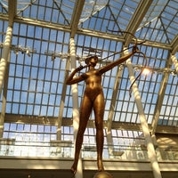 Photo taken at The Great Hall at The Metropolitan Museum of Art by Márcia on 1/6/2013