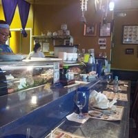 Photo taken at Kazu's Sushi by Laura R. on 3/28/2013