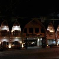 Photo taken at Krisna Beach Hotel by mochamad iqbal e. on 8/22/2013