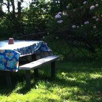 Photo taken at Zephaniah Farm Vineyard by Bill on 5/5/2013