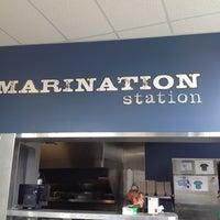 Photo taken at Marination Station by Zuzia on 7/7/2013