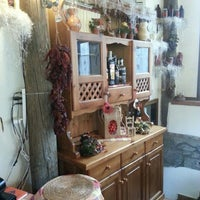 Photo taken at villa raffaella by Angela on 1/12/2014