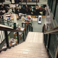 Photo taken at Barnes & Noble by Stephen T. on 4/3/2013