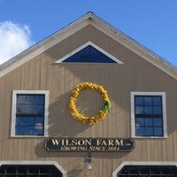 Photo taken at Wilson Farm by Stephen T. on 3/23/2013