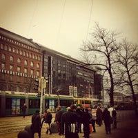 Photo taken at Kauppakeskus Forum by Karolina B. on 4/18/2013