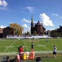 Photo taken at Wesleyan University by Chris on 10/20/2012