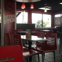 Photo taken at Burger King by Fernanda on 2/24/2013