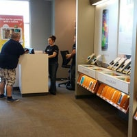 Photo taken at Sprint Store by Nilo P. on 5/3/2014